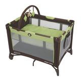 Corral Graco Go Green Color Verde Para Bebes Niños Nuevo