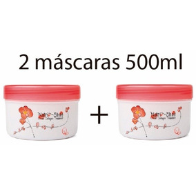 Máscara Q8 Nutrishine 500ml X 2