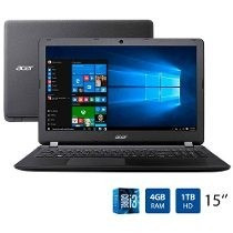 Notebook Acer Aspire Es1-572-31xl Core I3-6100u 4gb 1tb