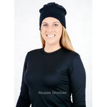 Segunda Pele Profissional Blusa Térmica Proteção Para O Frio