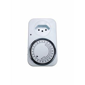 Timer Analogico Temporizador Bivolt Prog Lig Desl 24h 2200w