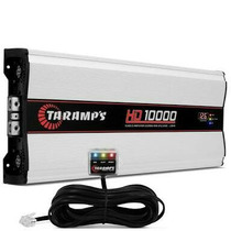 Modulo Amplificador Taramps Hd 10.000w Rms 1 Canal 2 Ohms