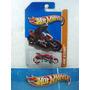 Hot Wheels Motocicleta Canyon Carver Rojo 1:64 99/250 2013