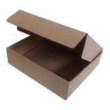 1000 Caixa De Papelão Onda B 26x23x3,5 Cm