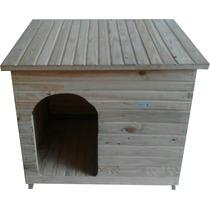 Casinha Para Cães 1 Água Em Madeira Tamanho 6 Cachorro