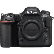 Câmera Dslr Nikon D500 Dx 20,9 Mp Wifi 4k Corpo