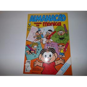 Almanacão Turma Da Mônica Nº 2 + Brinde