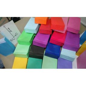 Bolsas De Papel Color $9