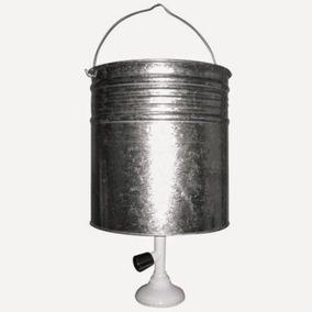 Chuveiro Tipo Balde Chácara, Sitio, Obra E Quintal De Casa