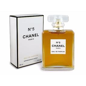 Perfume Chanel Nº5 Eau De Parfum 100ml - 100% Original.