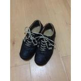 Zapato Estilo Zapatilla Cuero Panama Jack