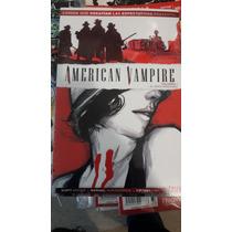 Comic American Vampire Recopilatorio Vol. 1 Vertigo