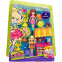 Polly Pocket Fiesta De Limonada Original De Mattel