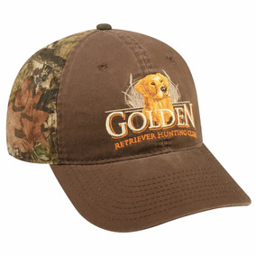 Gorra Golden Retriever Hunting Club