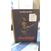Bob Marley Exodus 30th Anniversary Cd Dvd At The Rainbow