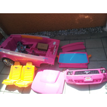 Montable Electrico Partes Para Mustang Barbie Power Wheels