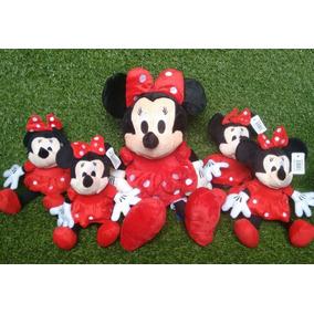 Kit Minnie Vermelha C / 5 Unidades