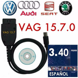 Vag Com 15.7 Vw Seat Audi 2016 Envio Gratis Win 10 Comp