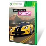 Vídeo-juego De Forza Horizon Para Xbox 360