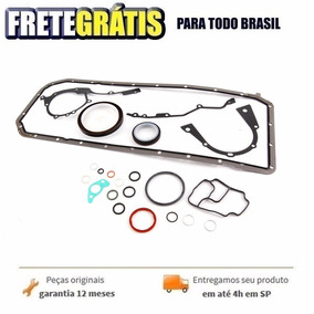 Junta Inferior Do Motor Bmw 323i 2.5 24v 1999-2001 Original