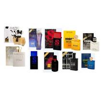 Kit 3 Perfumes 100ml Paris Elysees Fragrâncias Variadas
