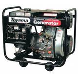 Grupo Gerador De Energia Diesel Portátil 6 Kva Td6000cxe