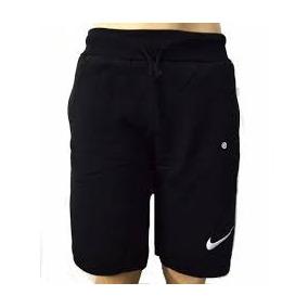 Short Bermuda Short Moleton Nike Kit C/2 Bermudas Masculina