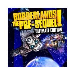 Ps3 Borderlands The Pre Sequel Ultimate + Dlcs Pronta Entreg