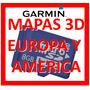 Memoria Gps Garmin Sd Y Micro 8gb Mapas De Todo El Mundo