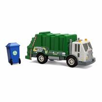 Tonka Camion Recolector Residuos Con Luces Y Sonido Original