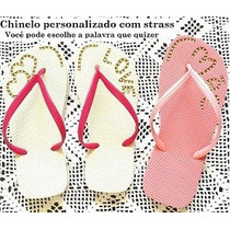 Chinelo Tipo Havaiana Atacado Kit 10 Pares Decorado