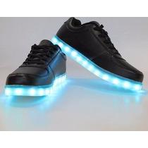Tenis Led! 2017 Shoes Luminosos 12msi Envio Gratis