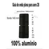 Guía Difusor De Onda Plana Precio Por Par.