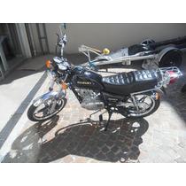 Suzuki Gn 125 2016 $15000 Y 12 Cuotas $1437.5