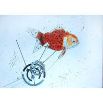 Cuadro Arte, Pintura Surrealista, Manuel Padilla