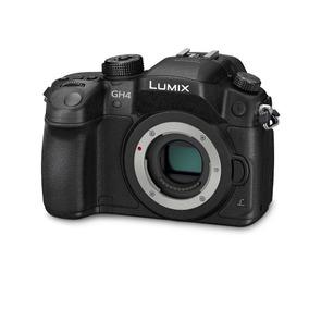 Camera Panasonic Lumix Dmc Gh4 4k Sd16 + Bolsa 12x Sem Juros