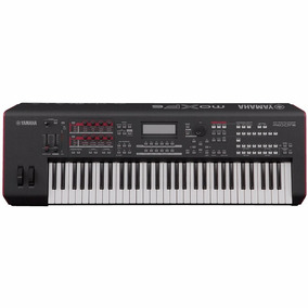 Teclado Sintetizador Yamaha Moxf6 Usb Midi 61 Teclas