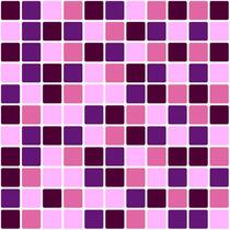 Adesivo Pastilhas Mix Roxo 0,58x2,00m