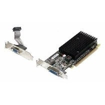 Placa De Vídeo Geforce 8400gs 512mb Ddr2 Pci-e P/ Pc Slim