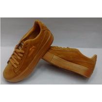 Zapatos Puma Rihanna Creepers De Damas!!
