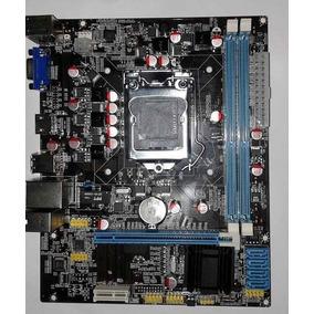 Placa Mãe Intel H61 Ddr3 1155 P/ I3/i5/i7 Até16gb + Brinde!