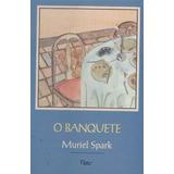 Livro O Banquete - Romance + Brinde*