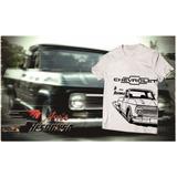 Camiseta Caminhonete Chevrolet, C10,c14,c15