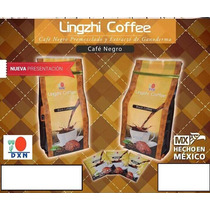 Café Dxn 2 Paquetes, Negro Y/o Crema, Envío Gratis!!!