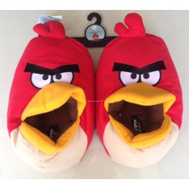 Pantufla Angry Birds, Dinosaurios, Cocodrilo, Unicornio, Etc