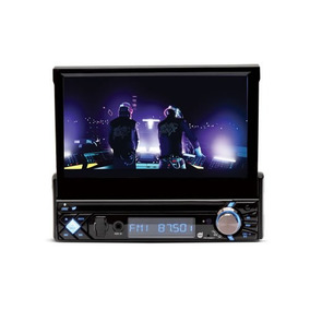 Dvd Player Automotivo Retratil 7 Touch - Dazz - C/ Garantia