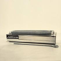 Reco Reco 3 Molas Art Alumínio - Artcelsior