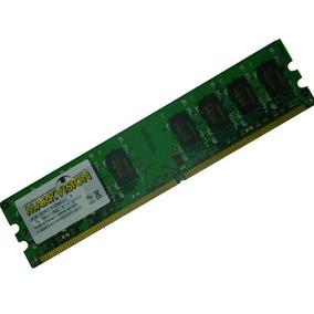 5 Memorias 2gb Ddr2 800mhz Desktop Markvision Frete Grátis