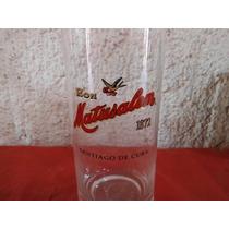Vaso Ron Matusalem Santiago De Cuba Cantina Bar Restaurante