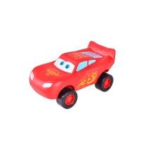 Disney Cars Rayo Mcqueen De Goma Grande New Toy